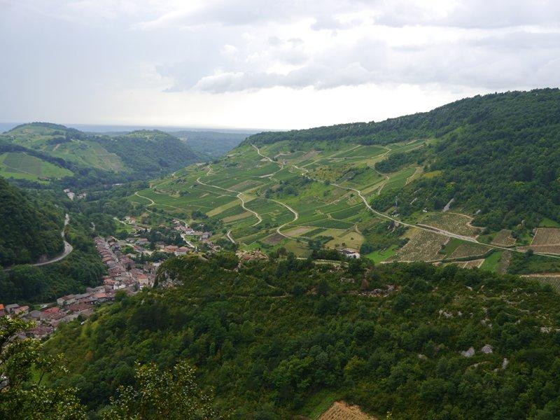 The final hills