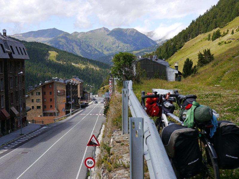 Cycling Andorra