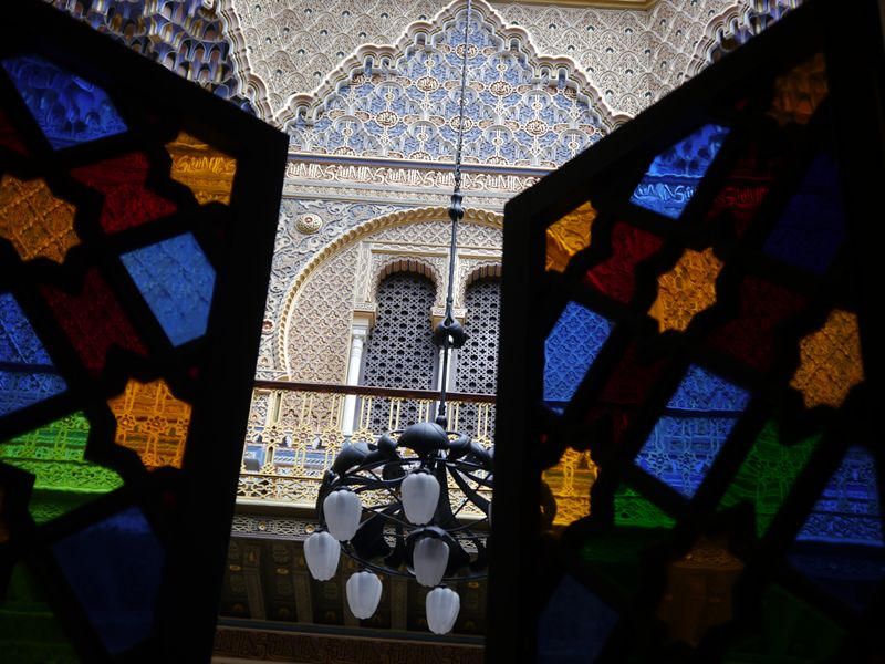 arab influence in spain