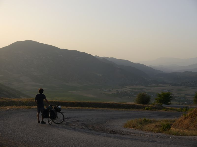 Cycling the Rif Mountains in Morocco