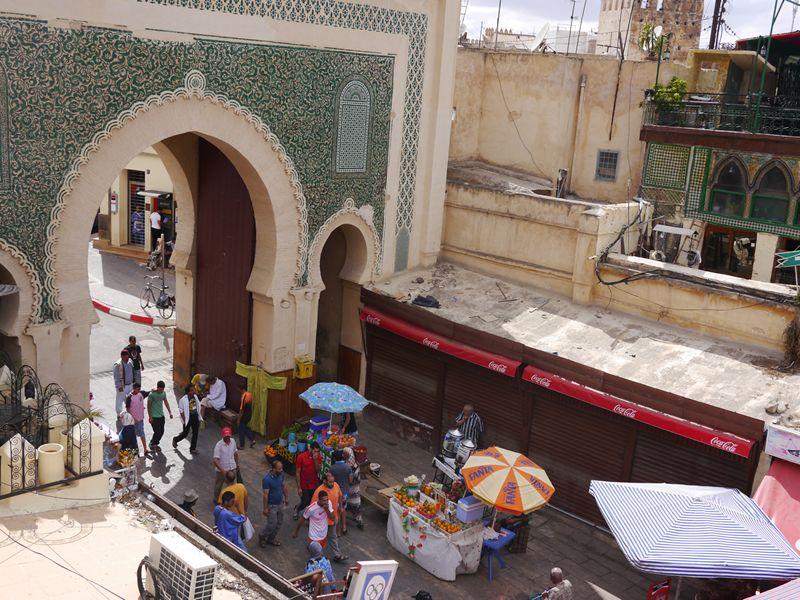 Bab Boujloud, Fez, Morocco