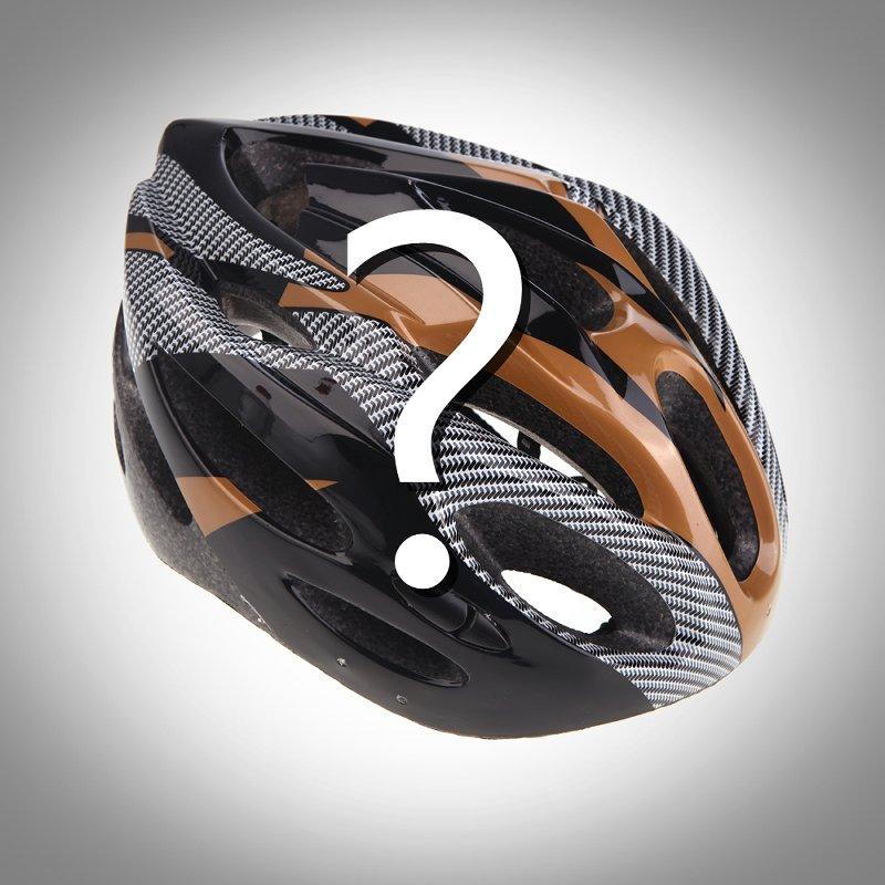 bicycle helmet question