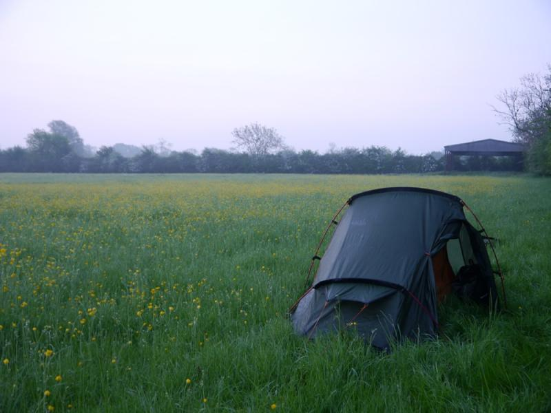 5am near Milton Keynes