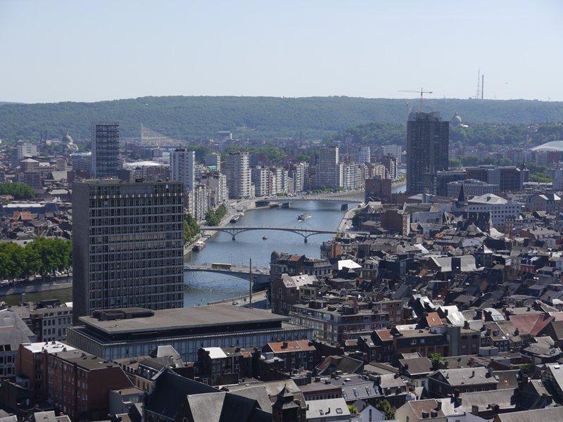 City of Liège, Belgium.