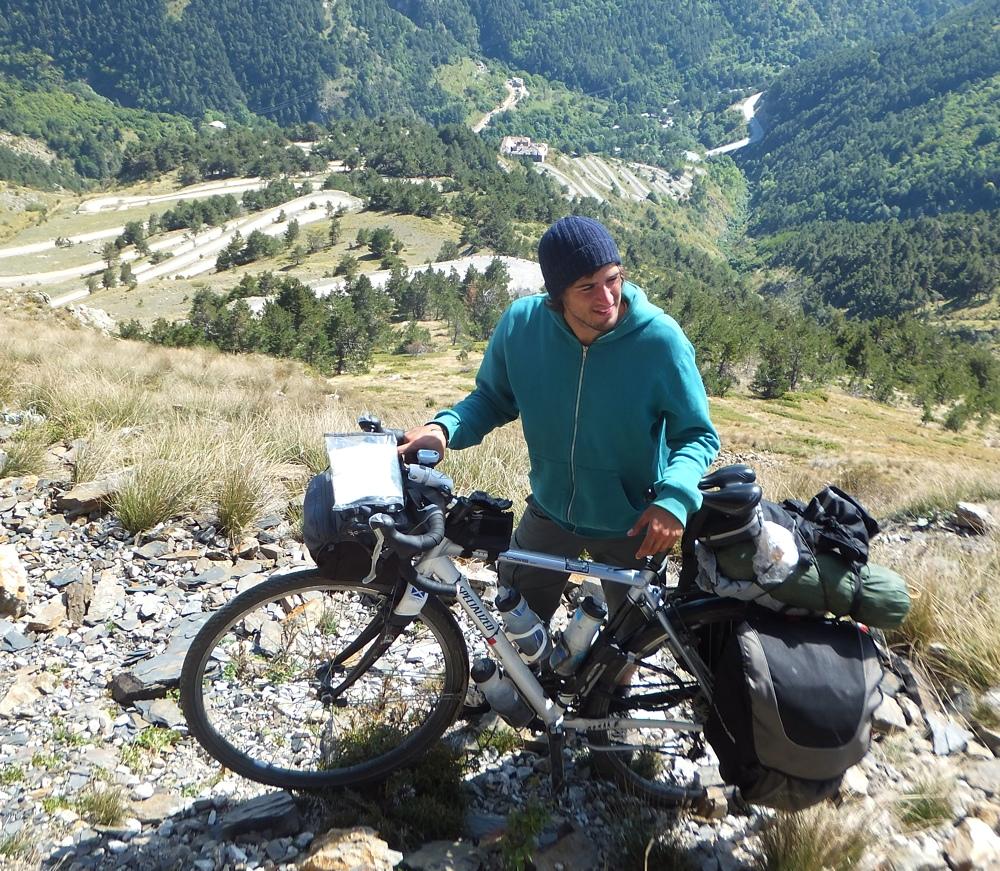 bike ramble about