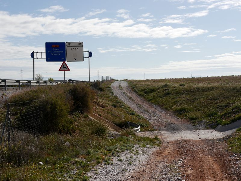 this is the most terrible road in spain