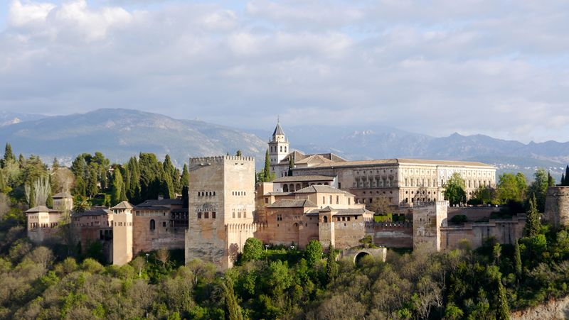 La Alhambra 2