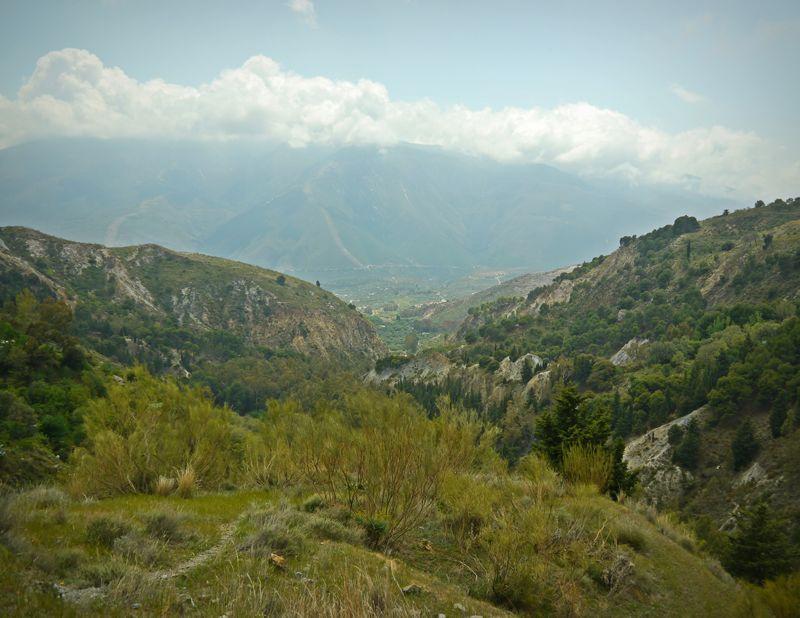 Beneficio Spain mountains