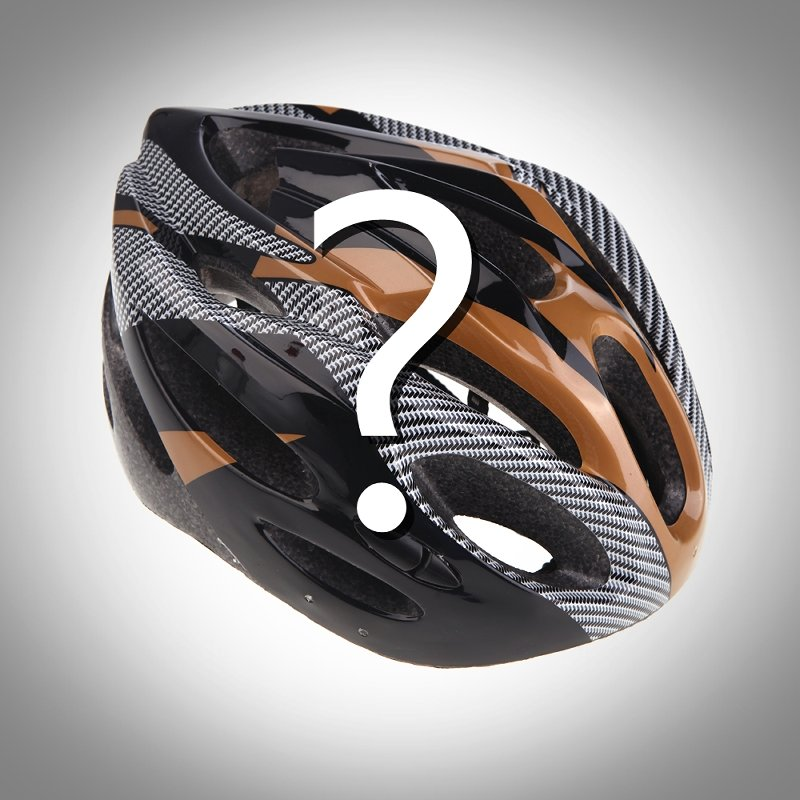 bicycle helmet question