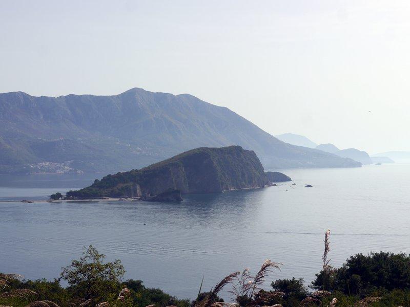 Island near Budva, Montenegro