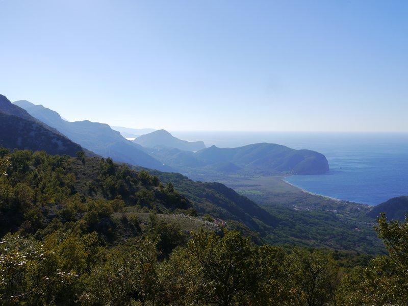 Montenegro and the Mediterranean.