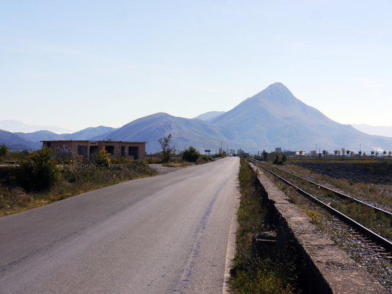 The long road out of Shkoder