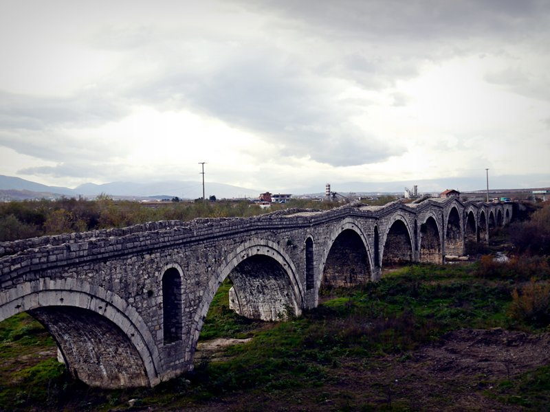 Old Ottoman bridge Kosovo