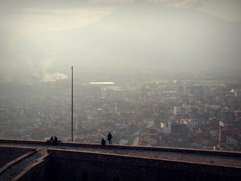 Prizren fort