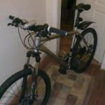 Mountain bicycle Carrera Kraken