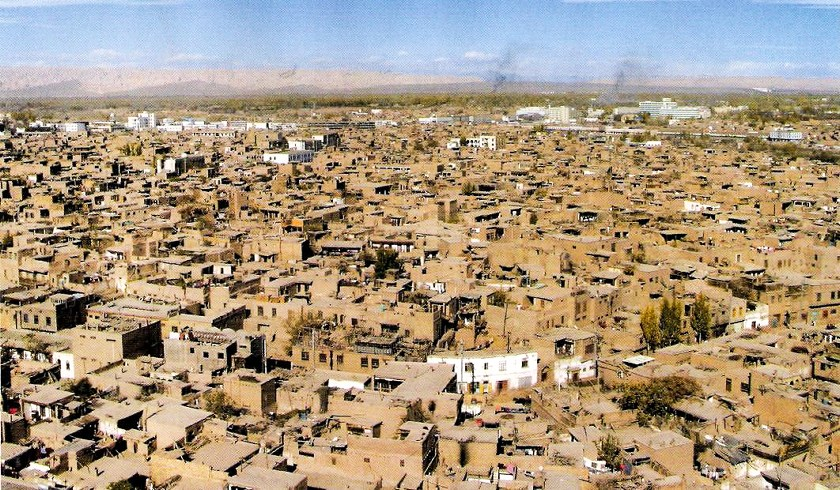 Kashgar Old Town 2009, Xinjiang